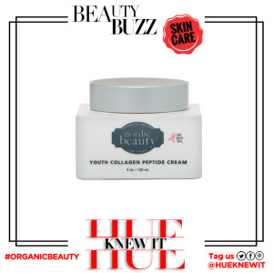 hueknewit BREAKING NEWS Nordic Beauty Youth Collagen Cream
