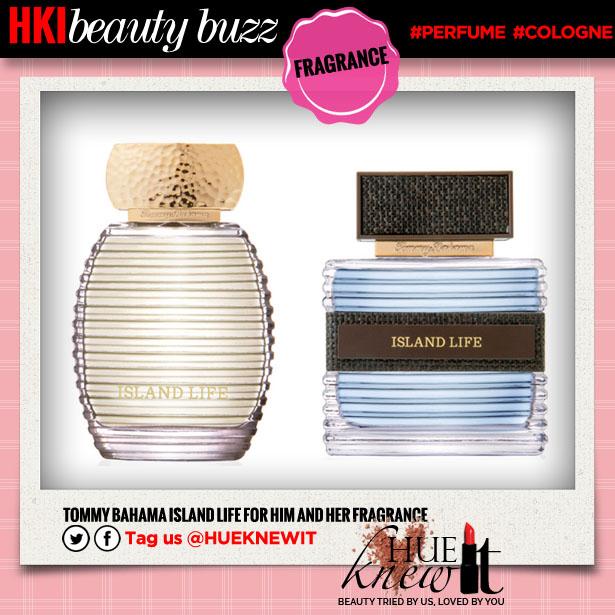 hueknewit BREAKING NEWS Tommy Bahama Island Life fragrance