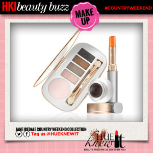 hueknewit BREAKING NEWS jane iredale country weekend collection
