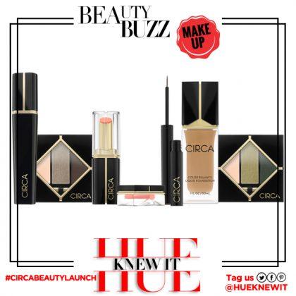 New Makeup. New Brand. CIRCA Beauty