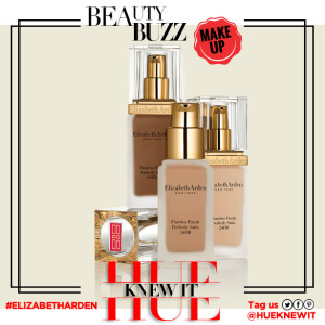 hueknewit BREAKING NEWS Elizabeth Arden foundation