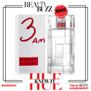 P. Diddy Launches Addictive New Fragrance