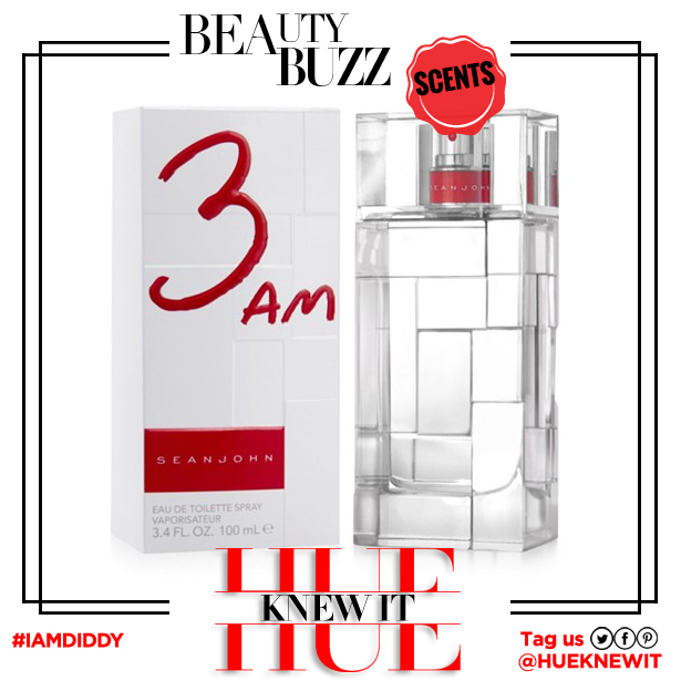 hueknewit BREAKING NEWS Sean Combs 3am fragrance campaign