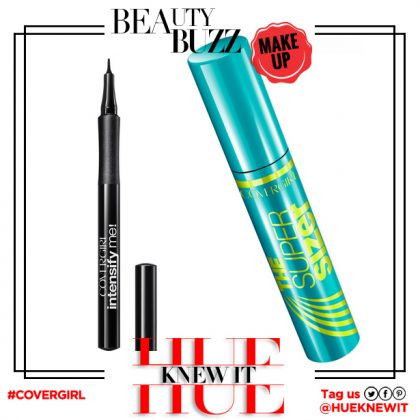 COVERGIRL Cosmetics Launches New Eye Makeup