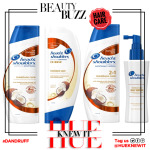 hueknewit BREAKING NEWS Head and Shoulders Moisture Care