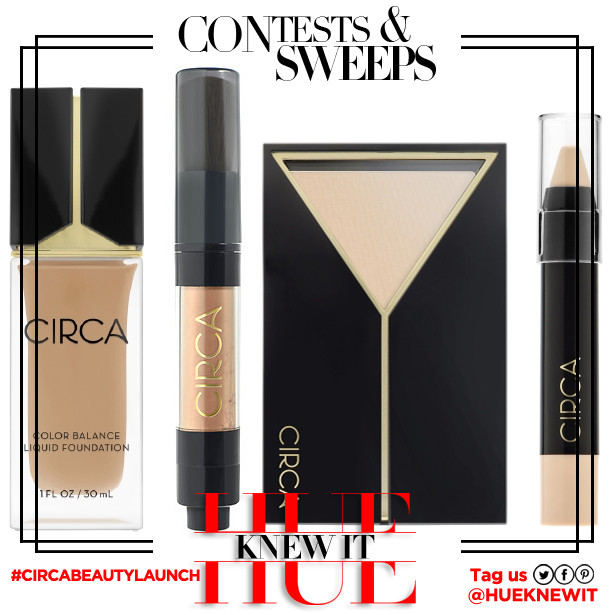 GIVEAWAY: CIRCA Beauty Products