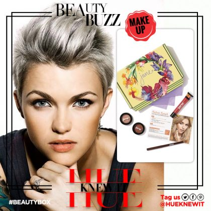 A Flower Child Makeup Look Inspired by Ruby Rose?