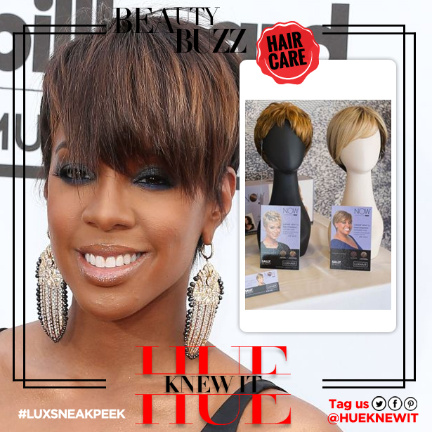 Kelly Rowland Inspires Us To Try Pixie Hair Wigs