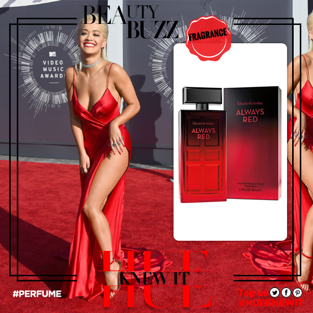 Rita Ora Should Add THIS To Her Fragrance Wardrobe