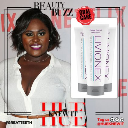 How $20 Gets You Danielle Brooks's Pretty Smile