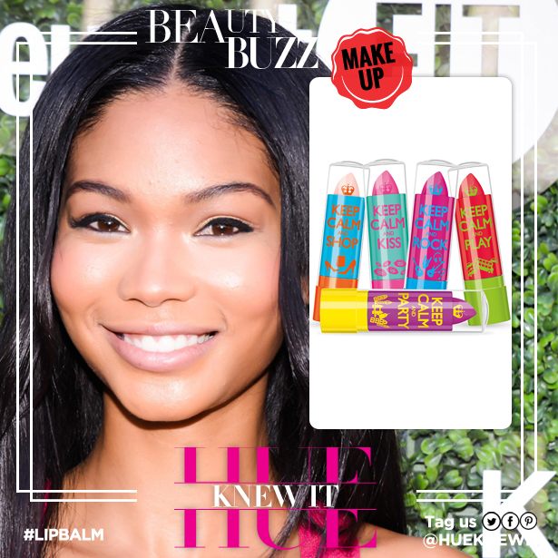 The Secret To Getting Chanel Iman's Just Bitten Lip Look