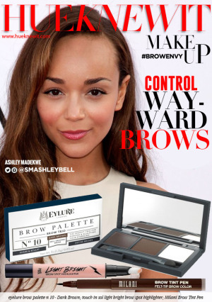The Best Ways To Control Unruly Eyebrows