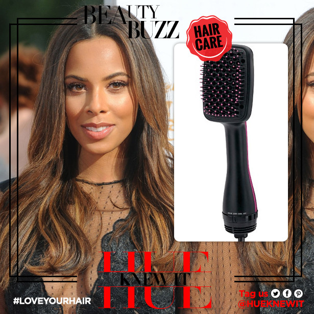 Rochelle Humes's Vote For Best Styling Tool Is...