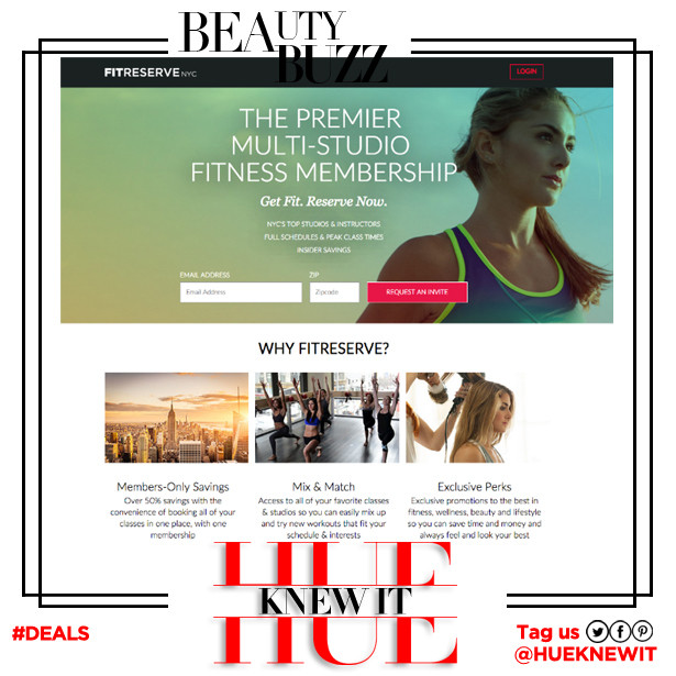 Get Your Workout On + Beauty Perks This Fall!
