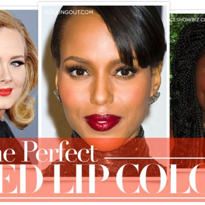 VIDEO: How To Find The Perfect Red Lipstick Color