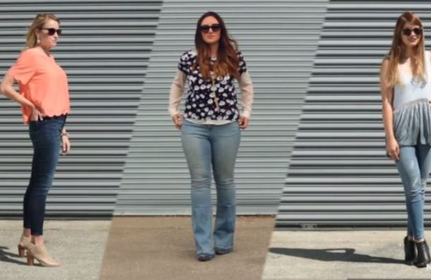 Find The Right Fall Denim For Your Body Type