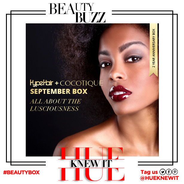 COCOTIQUE Beauty Box Celebrates 2 Years!
