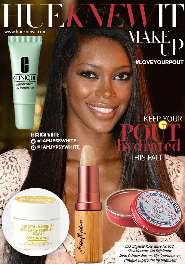 Lip care products - Jessica White