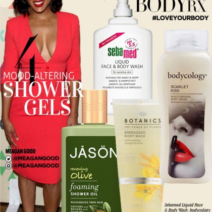 4 Mood-Altering Shower Gels You Must Try