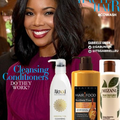 3 New Reasons To Buy Into The Cleansing Conditioner Craze