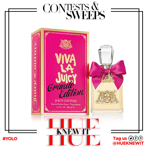 GIVEAWAY: Juicy Couture Viva la Juicy