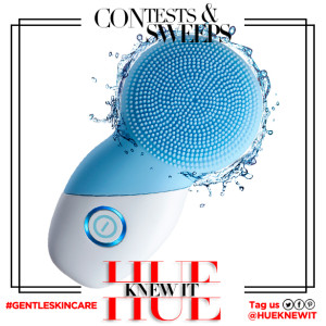 GIVEAWAY: Instrumental Beauty Sonic Touch Cleansing System