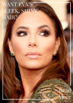 Eva Longoria sleek hair at SAG Awards