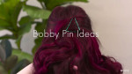 bobby pin ideas