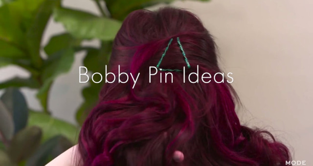 3 Show Off Your Bobby Pin Hairstyles