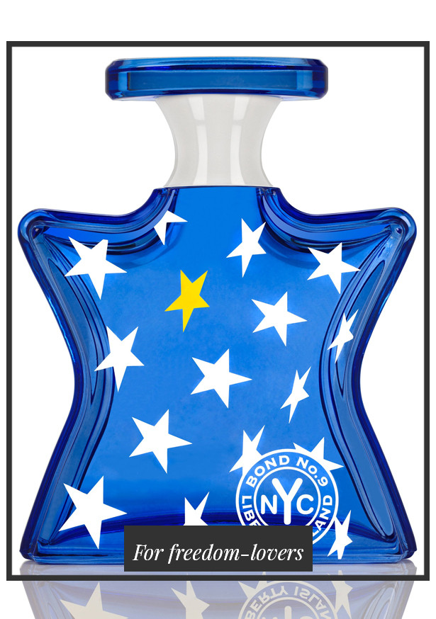 Celebrate Memorial Day With A New Scent