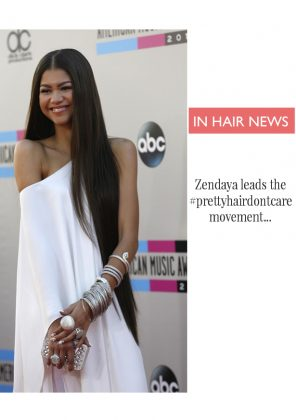Zendaya's Secret To #LongHairDontCare – Tea Tree Oil