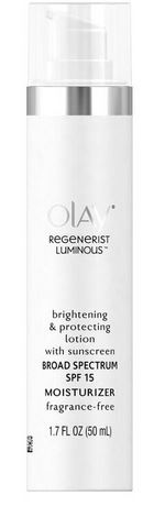 Skin care rotuines for moms using Olay products.