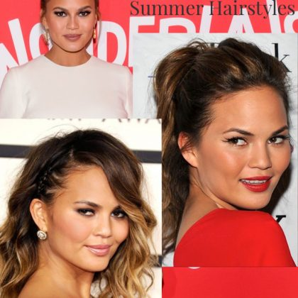 Beat The Heat Summer Hair – 3 Styles To Rock
