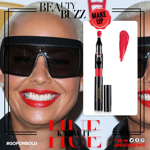 Bold lipstick by Elizabeth Arden Liquid Assets