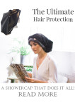 All Caps hair protection