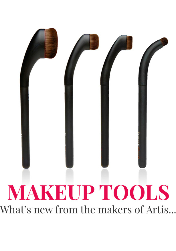 From the Creators of Revolutionary Artis Brushes