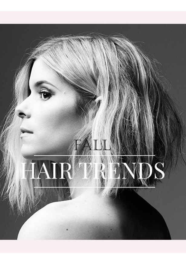 5 trending fall hairstyles