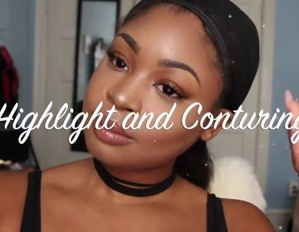 Beginner's Guide To Highlighting & Contouring Brown Skin