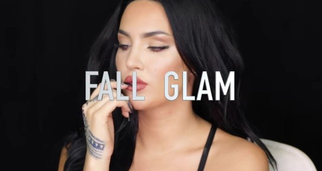 Fall Makeup Tutorial by 'WAGS' Star