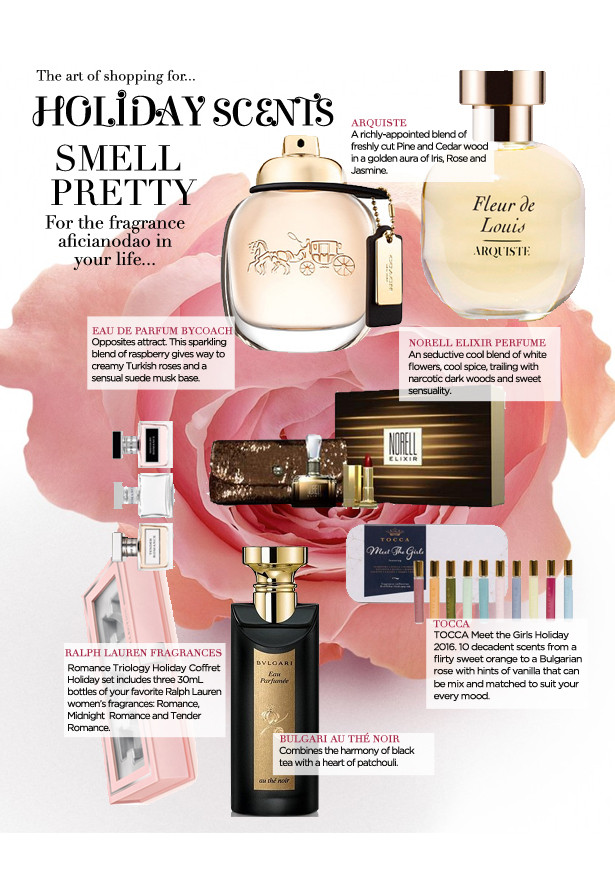 6 Scent-sational Holiday Fragrance Gifts For Every Mood