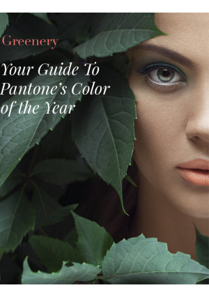 How to Rock Pantone Color of the Year, Greenery