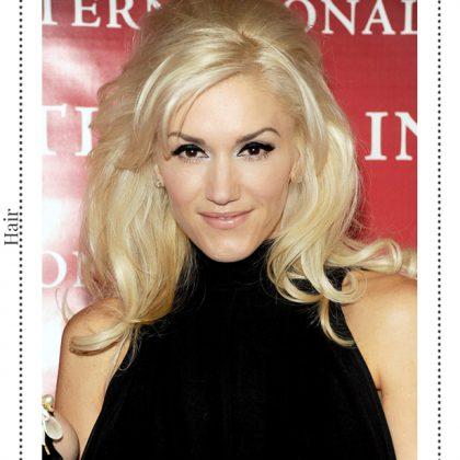 Hair Goals: Get The D-I-Y 'Gwen'-sized Bouffant