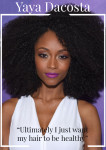 hueknewit BREAKING NEWS darkandlovely curl shrinkage