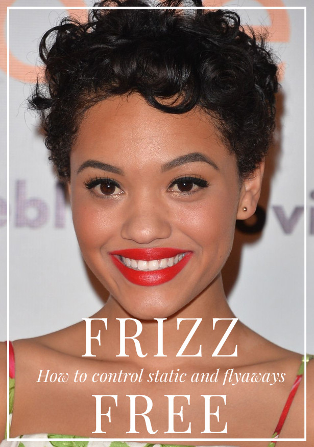 MANE MONDAY: Swap Frizzy Hair For Smoother Strands