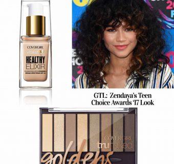 GTL: Get Zendaya's 2017 Teen Choice Awards Look