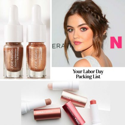 Beauty Goodies You'll Need This Labor Day