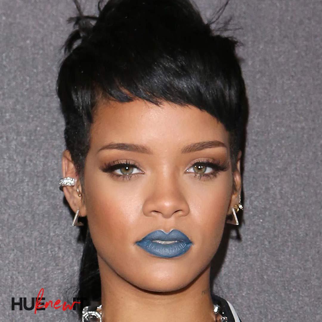 rihanna urban decay lipstick