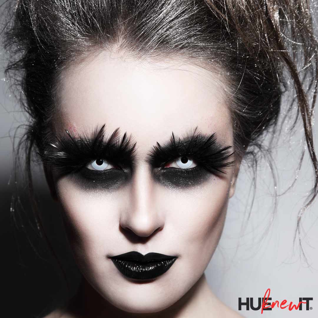 Black Friday Makeup Deals 2017 >> GTL: 6 Steps To The Perfect Halloween Goth Makeup Look