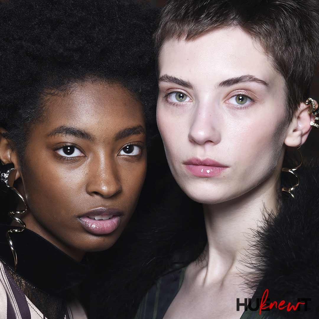 nyfw NARS beauty report