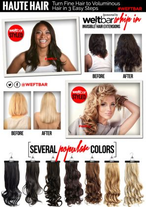 Turn Fine Hair Into Voluminous Hair with Extensions